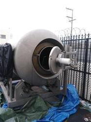 Image SMITH-MEGAPAK Continuous Vacuum Tumbler - 2000 Lb.  1450023