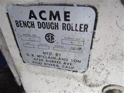 Image ACME Dough Sheeter 1450036