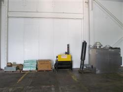 Image DUROVAC Industrial Vacuum System with GARDNER DENVER-SUTORBUILT Vacuum Pump 1517317