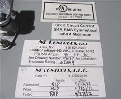 Image DUROVAC Industrial Vacuum System with GARDNER DENVER-SUTORBUILT Vacuum Pump 1517321
