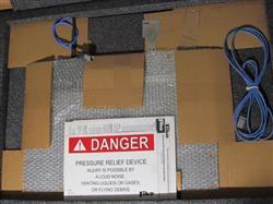 Image DUROVAC Industrial Vacuum System with GARDNER DENVER-SUTORBUILT Vacuum Pump 1517325