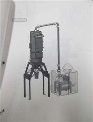 Image DUROVAC Industrial Vacuum System with GARDNER DENVER-SUTORBUILT Vacuum Pump 1517342