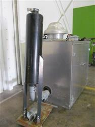 Image DUROVAC Industrial Vacuum System with GARDNER DENVER-SUTORBUILT Vacuum Pump 1517345