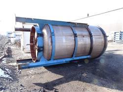 Image 4500 Gallon Tank - 304 Stainless Steel 1450083