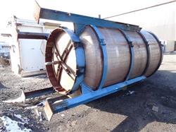 Image 4500 Gallon Tank - 304 Stainless Steel 1450084