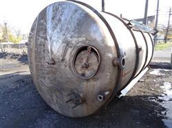 Image 4500 Gallon Tank - 304 Stainless Steel 1450087