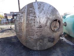 Image 4500 Gallon Tank - 304 Stainless Steel 1450088