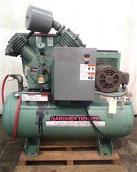 Image GARDNER-DENVER Tough Breed 2-Stage Air Compressor - 120 Gallon 1450529