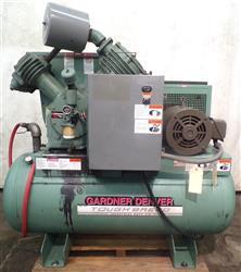 Image GARDNER-DENVER Tough Breed 2-Stage Air Compressor - 120 Gallon 1450530
