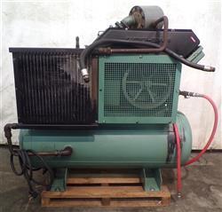 Image GARDNER-DENVER Tough Breed 2-Stage Air Compressor - 120 Gallon 1450532