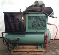 Image GARDNER-DENVER Tough Breed 2-Stage Air Compressor - 120 Gallon 1450533