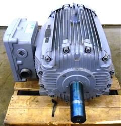 Image 200 HP WEG Explosion Proof Motor 1450653