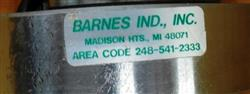 Image BARNES INDUSTRIES Ball Screw Assembly 1450836
