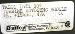 Image BAILEY CONTROLS Turbine Autosync Module 1450866