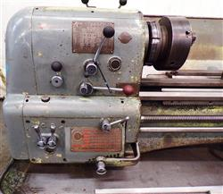 Image CLAUSING COLCHESTER Engine Lathe 1450885