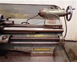 Image CLAUSING COLCHESTER Engine Lathe 1450892
