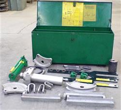 Image GREENLEE Hydraulic Power Bender EMT 1450931
