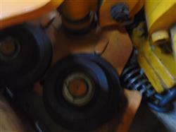 Image 5 Ton HARRINGTON Crane Hoist with Pendant Control 1451016