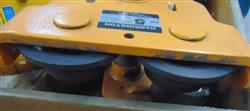 Image 5 Ton HARRINGTON Crane Hoist with Pendant Control 1451017