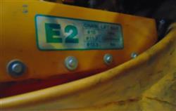 Image 5 Ton HARRINGTON Crane Hoist with Pendant Control 1451019