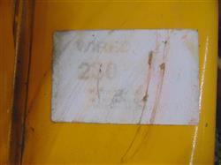 Image 5 Ton HARRINGTON Crane Hoist with Pendant Control 1451021