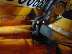 Image 5 Ton HARRINGTON Crane Hoist with Pendant Control 1451022