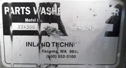 Image INLAND TECHNOLOGY Reclamation System 1451034