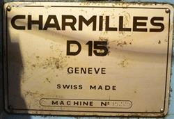 Image CHARMILLES Electronic Discharge Machine 1451143