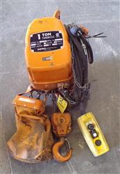 Image NELSON Jib Crane - 1 Ton Capacity 1451163