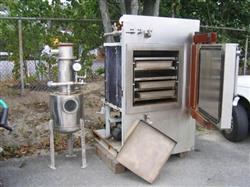 Image JV INDUSTRIES Tray Dryer Skid - Stainless Steel 1451296