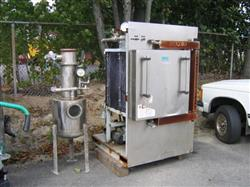Image JV INDUSTRIES Tray Dryer Skid - Stainless Steel 1451297
