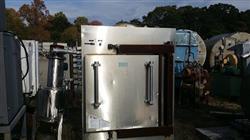 Image JV INDUSTRIES Tray Dryer Skid - Stainless Steel 1451298