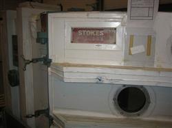 Image STOKES Heresite Lined Vacuum Shelf Dryer 1451348