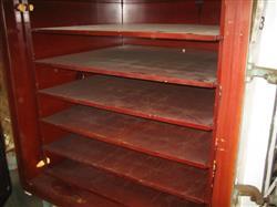 Image STOKES Heresite Lined Vacuum Shelf Dryer 1451351