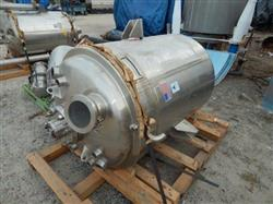 Image 170 Gallon PRECISION STAINLESS Reactor - 316L Stainless Steel 1451358