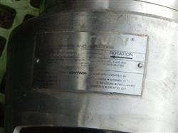 Image 170 Gallon PRECISION STAINLESS Reactor - 316L Stainless Steel 1451369