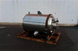 Image 170 Gallon PRECISION STAINLESS Reactor - 316L Stainless Steel 1451359