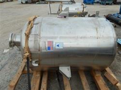 Image 170 Gallon PRECISION STAINLESS Reactor - 316L Stainless Steel 1451360