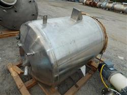 Image 170 Gallon PRECISION STAINLESS Reactor - 316L Stainless Steel 1451366