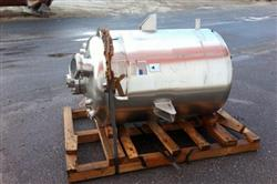 Image 170 Gallon PRECISION STAINLESS Reactor - 316L Stainless Steel 1451367