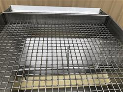 Image MTC Blender with 18in X 14ft Long Food Conveyor - Stainless Steel 1451379