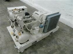 Image 50 HP GARDNER DENVER E99K03 Rotary Screw Air Compressor 1451432