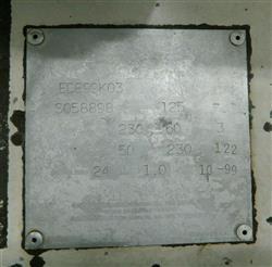 Image 50 HP GARDNER DENVER E99K03 Rotary Screw Air Compressor 1451436