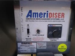 Image AMFAB Ameridiser Hot Food Merchandiser 1451522