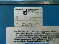 Image DONALDSON TORIT VS 1500 Dust Collector 1451708