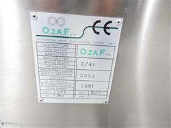 Image OZAF E40 Cap or Pump Elevator / Conveyor 1452776
