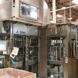 Image SIDEL Complete Carbonated Soft Drink Production and Filling Line 1452870