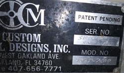 Image CUSTOM METAL DESIGNS Semi Automatic Bagging Machine 1453015