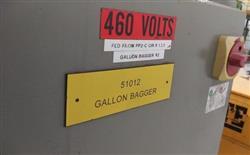 Image CUSTOM METAL DESIGNS Semi Automatic Bagging Machine 1453011