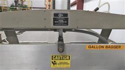Image CUSTOM METAL DESIGNS Semi Automatic Bagging Machine 1453013
